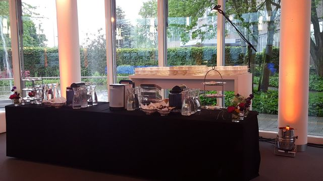 Barista catering espresso catering kaffee catering - Kaffeebar mobel ...