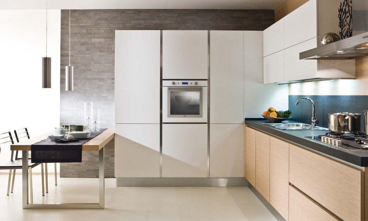 Maniglie a scomparsa per cucine su misura - Ottavio snc