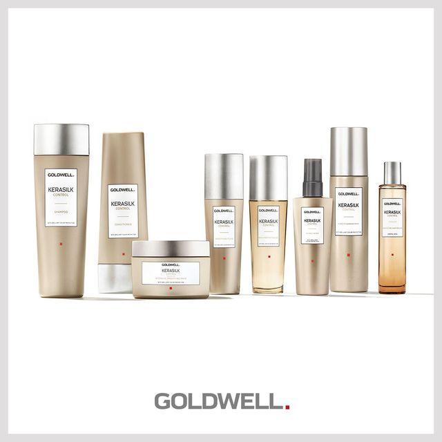 Abb. Goldwell Kerasilk Produkte
