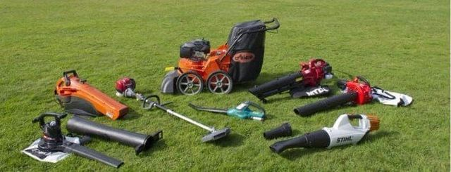 Garden Tools for Leaf Clean up