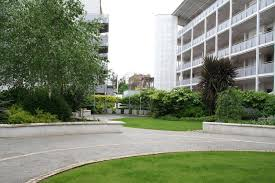 Commercial Property With Gardens