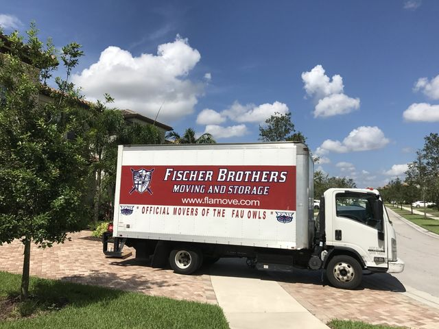 Fischer Movers Of Florida Inc Fischer Moving Company