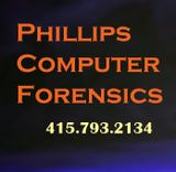 Phillips Computer Forensics 415-793-2134