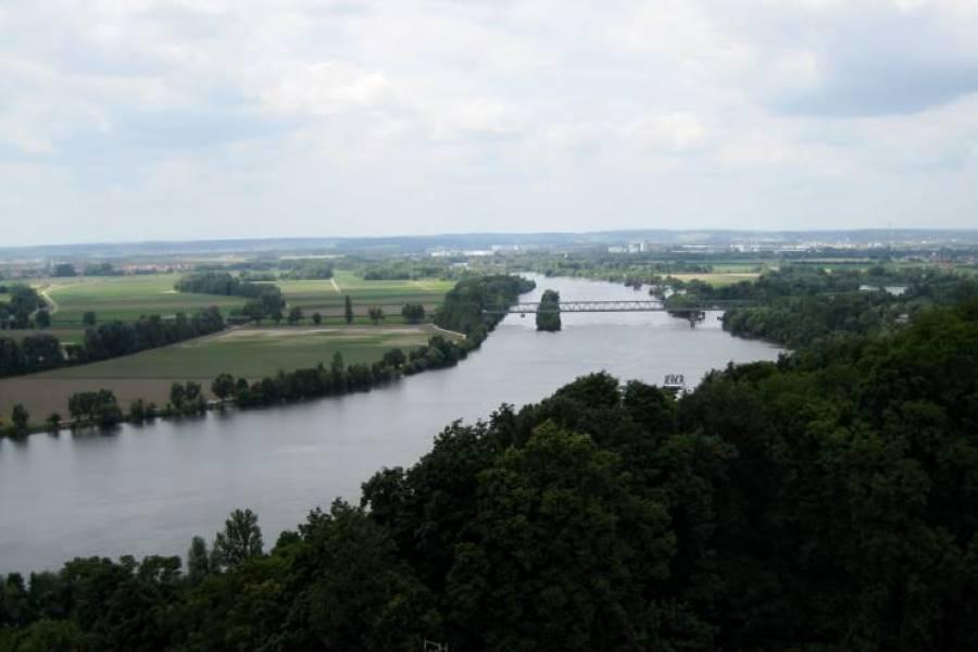Wie Breit Ist Die Donau