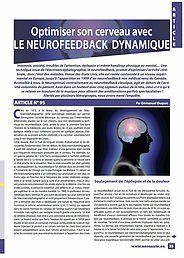 Neosanté: Le neurofeedback dynamique