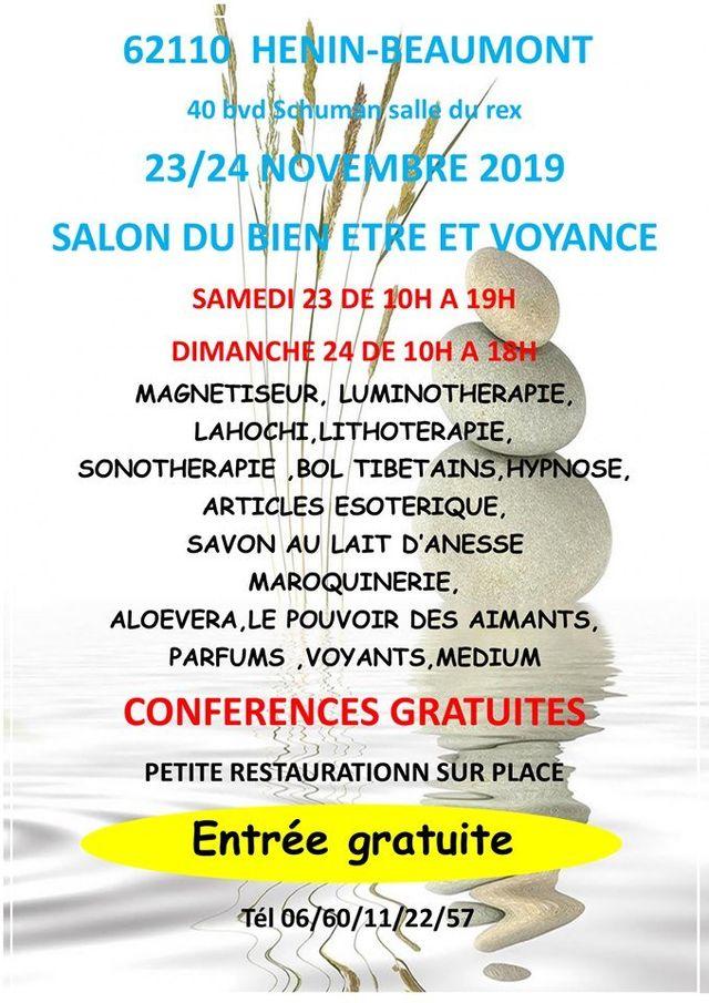Calendrier Des Salons Bien Etre 2020.Salon De La Voyance 2019 Et 2020 Avec Serena Salomon