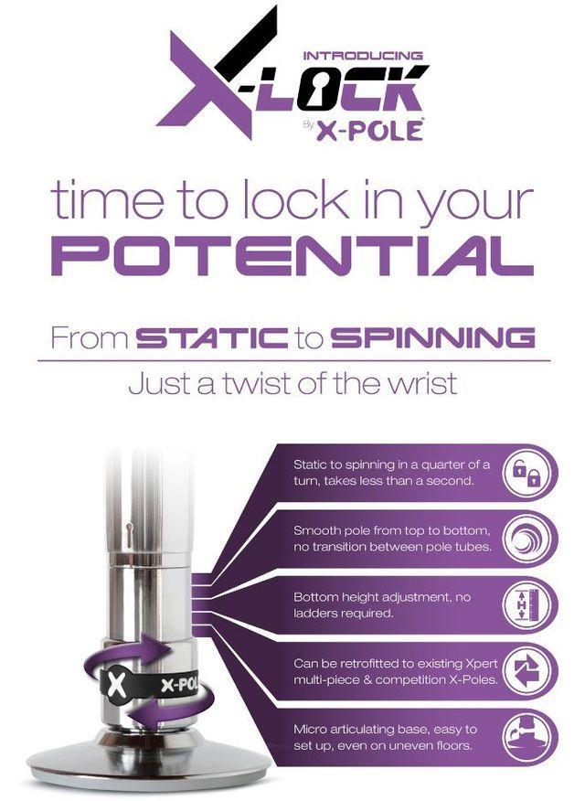X-Pole XPERT PRO
