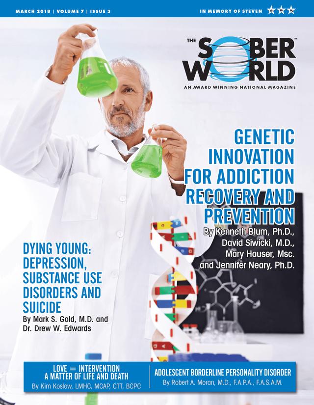 World Leader In Genetic Behavior Predisposition Testing