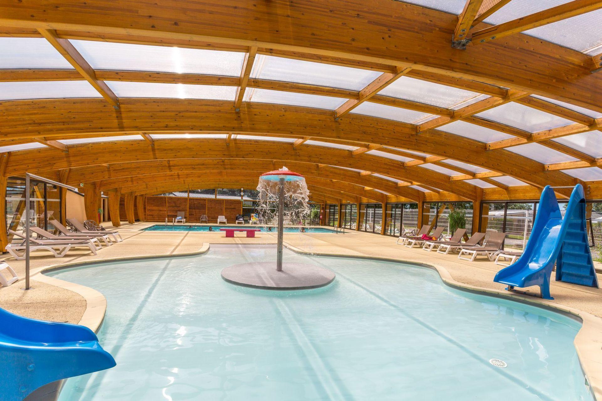 Camping le tarteron baie de somme - Camping piscine couverte baie de somme ...