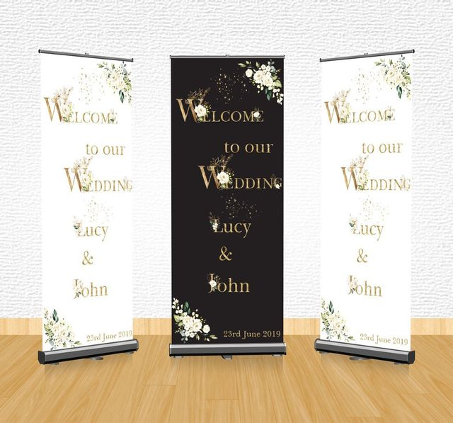 Hotel Welcome Banners Vision Banners