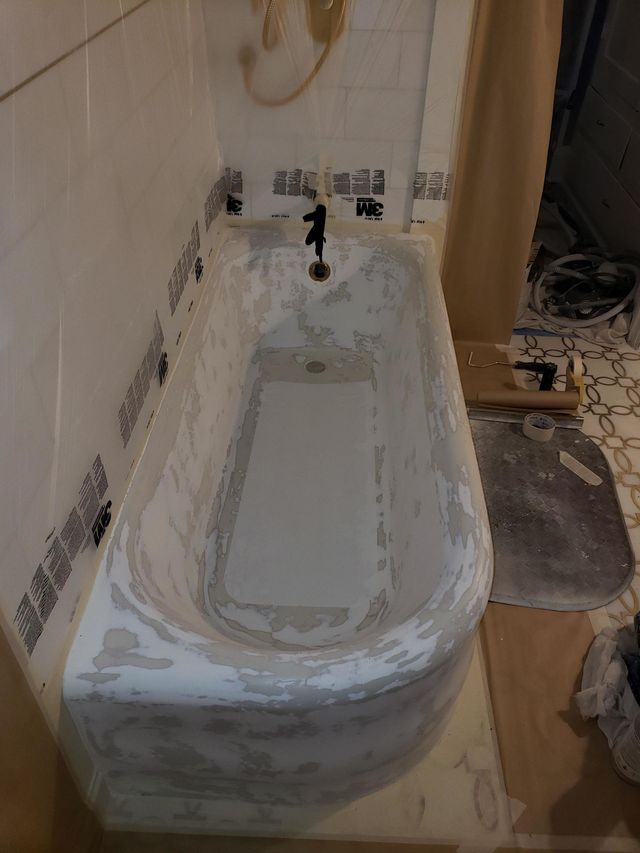 Bathtub Refinishing Fresh Look Refinishing