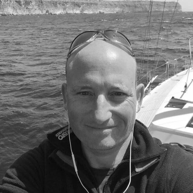Schriftführer Oliver Wallpott Colom Yachting & Charter