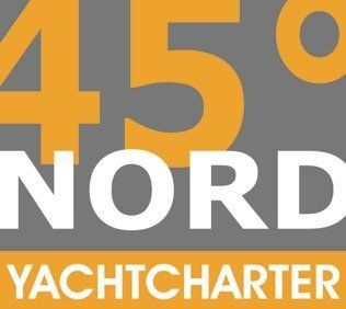 Logo 45 Grad Nord