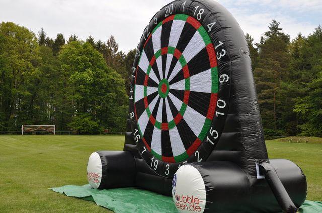 Fussball Dart Gunstig Mieten Turnier Geburtstag Event