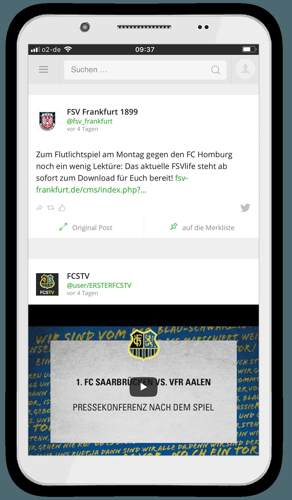Regionalliga Sudwest Live Ticker Mit Allen Social Media Posts