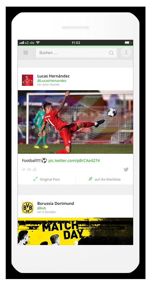Esports News Virtual Bundesliga App Mit Allen Social Networks