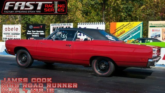 FAST Factory Appearing Stock Tire Drag Racing