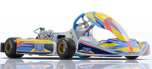 Kraft Motorsport Performance & Parts Kart Shop Rotax Max OTK