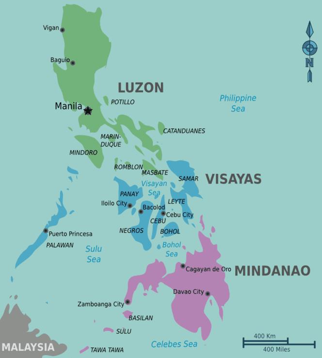 Vulkane Philippinen Karte.Palawan Traumreisen Zur Trauminsel Mabuhay Palawan