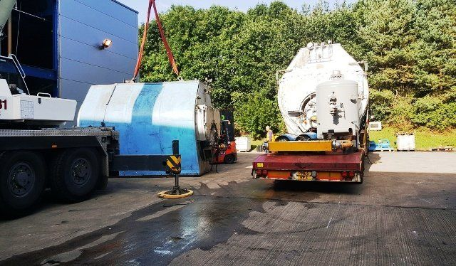 Mcnorman Boilers Industrial Steam Boiler Dealer Used