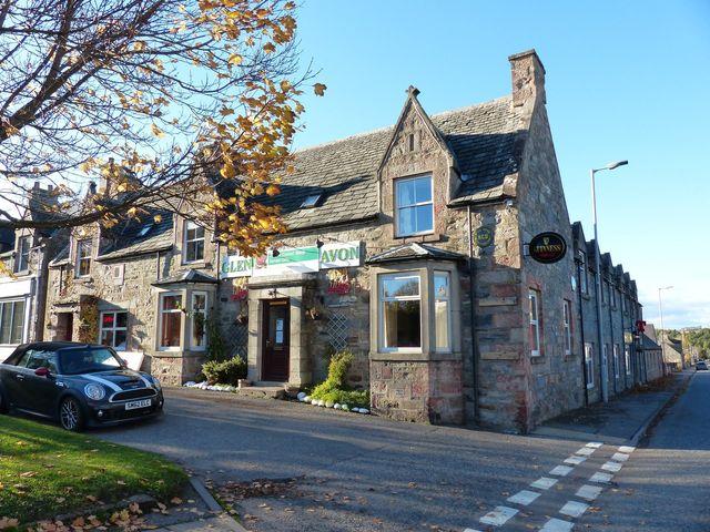 Glenavon Hotel, Tomintoul, Ballindalloch, Moray, Scotland