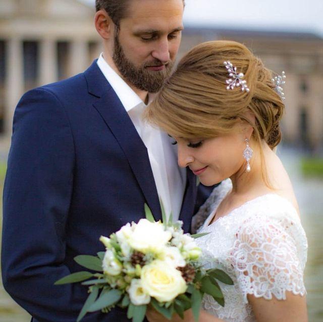 Brautfrisur und make up wiesbaden