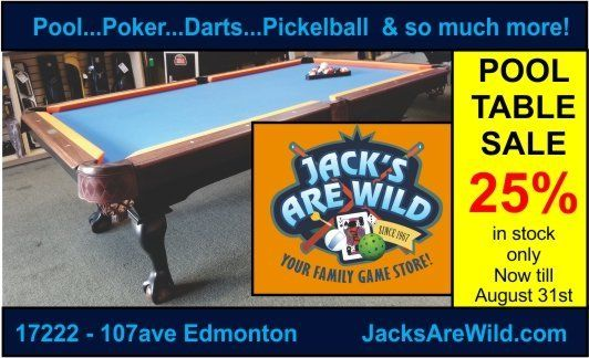 Jacks Are Wild Pool Poker Darts Pickleball Billiards - Pool table rail caps