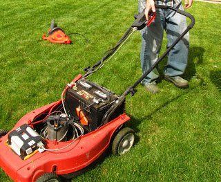 Electric Lawn Mowers 1