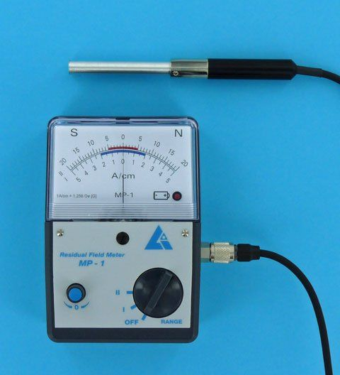 List-Magnetik magnetic field meters