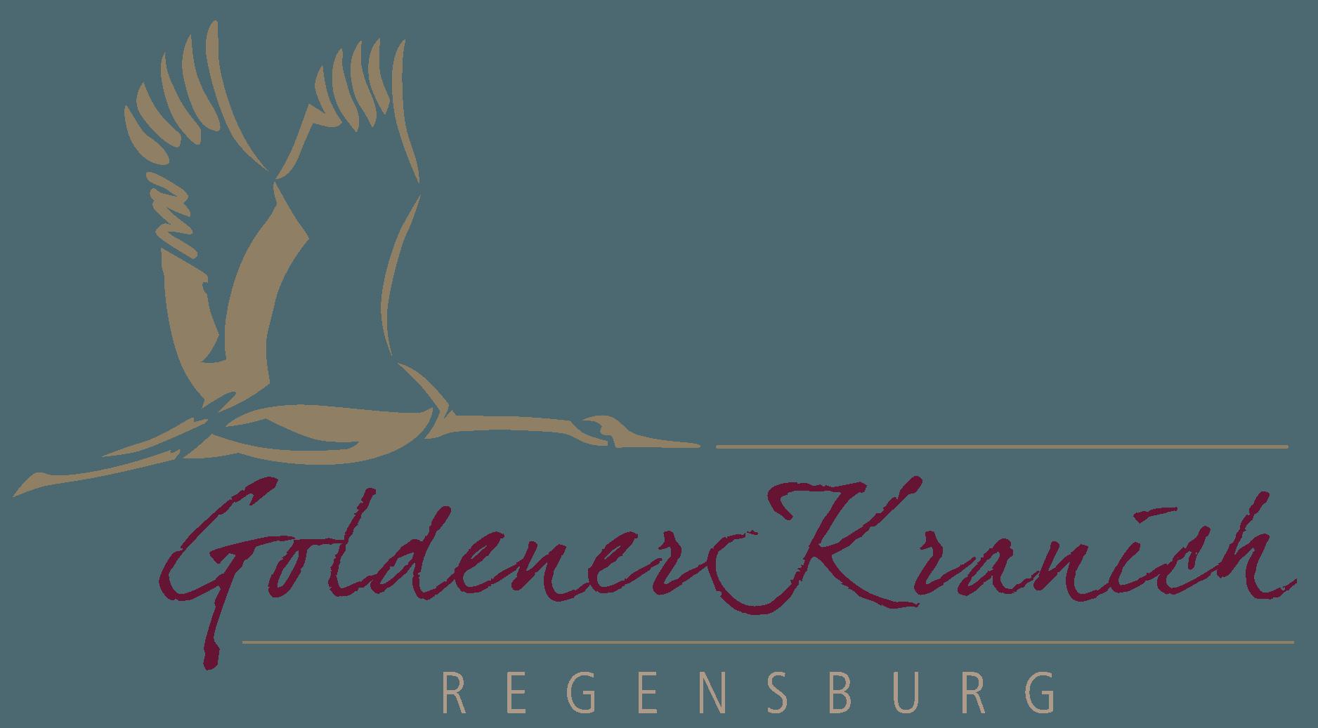 Apartment Goldener Kranich, Logo