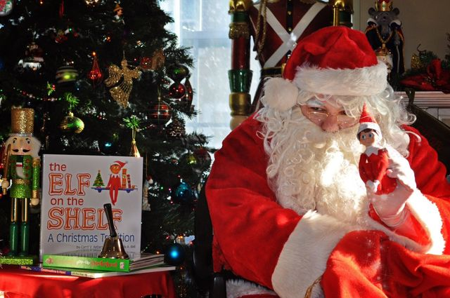 Is Christmas Eve A Holiday.Santa Visits And Holiday Party Options