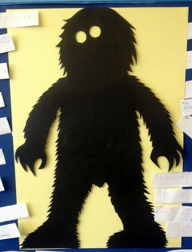 The Lonely Beast - Literacy Lesson 1 - KS1