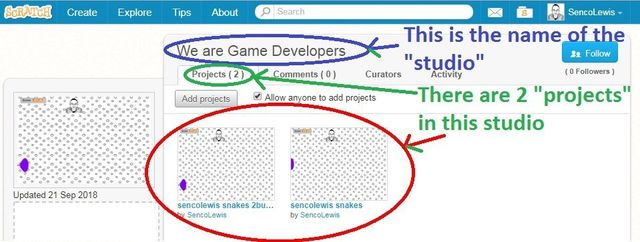 We are Game Developers: Lesson 3 - Y5 & Y6