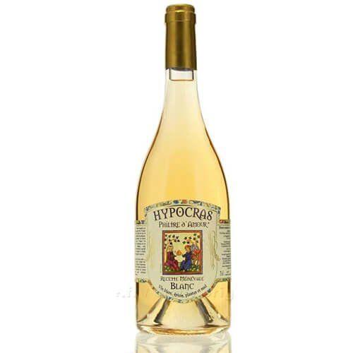 Vin blanc Hypocras