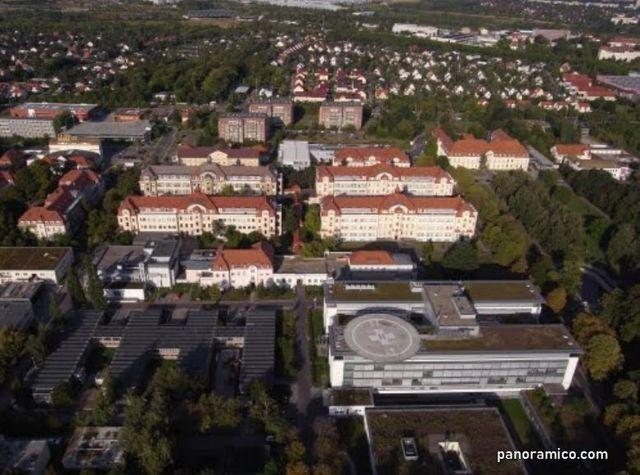 51 Mio Euro Fördermittel Für Das Klinikum St Gerog Leipzig