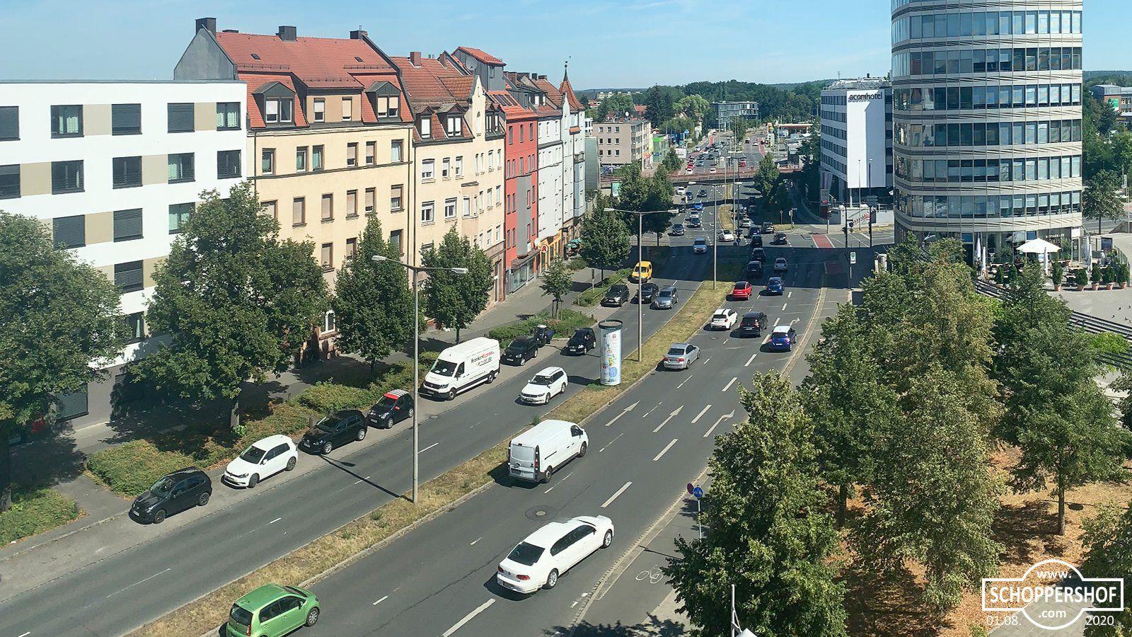 Nürnberg Bayreuther Straße