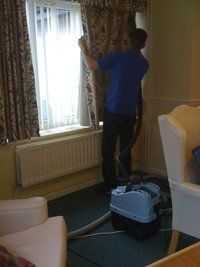 curtain cleaning glasgow