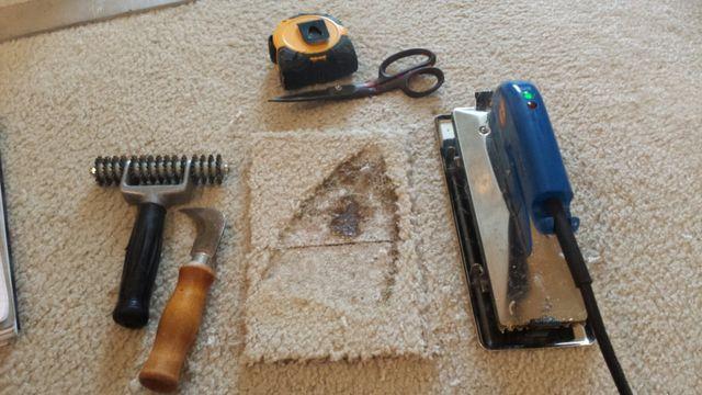 carpet repair glasgow