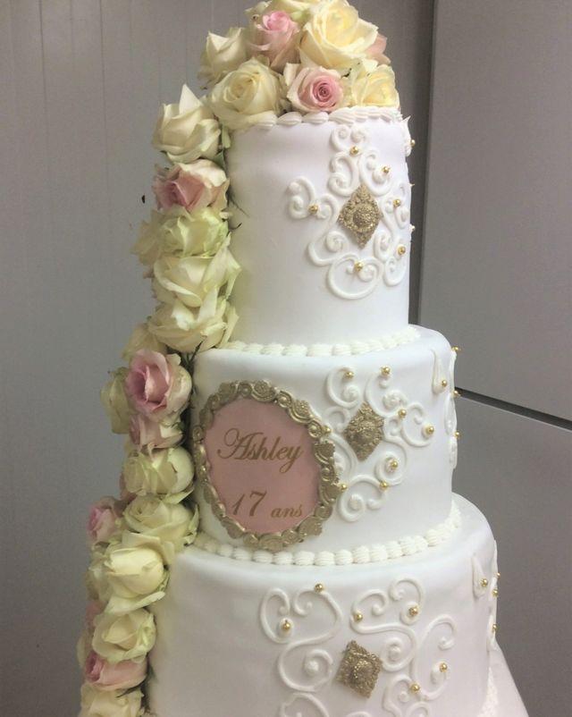 Pâtisserie Artisanale Wedding Cake Entremets Pièces Montées