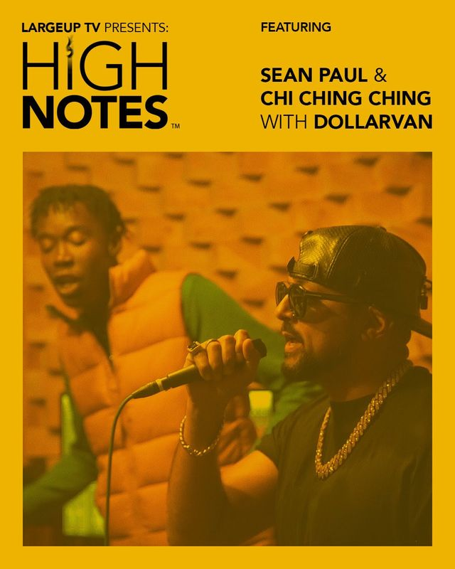 Ring In 4/20 With High Notes! New Series From Large Up