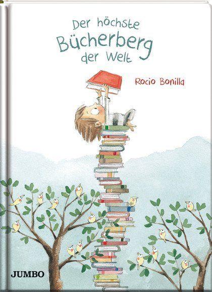 1917f72719a24b Der höchste Bücherberg der Welt
