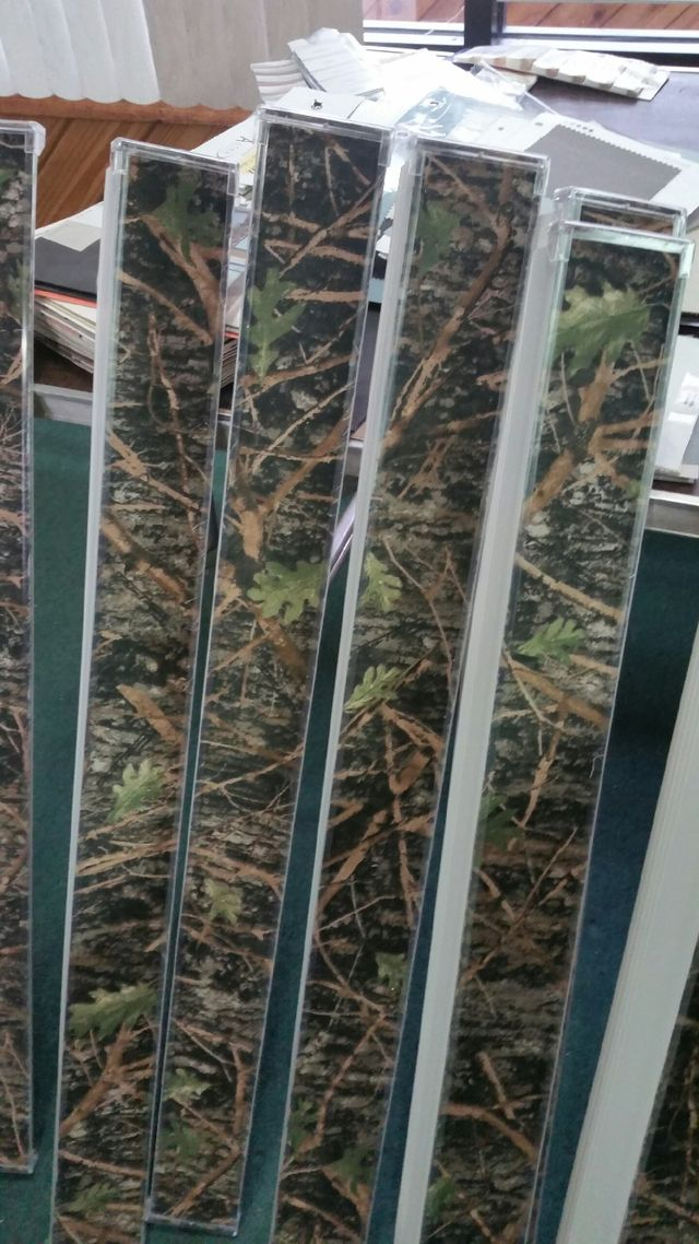 Custom Vertical Blinds With Decomatic Headrail System