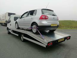Fahrzeug Transport Aufträge
