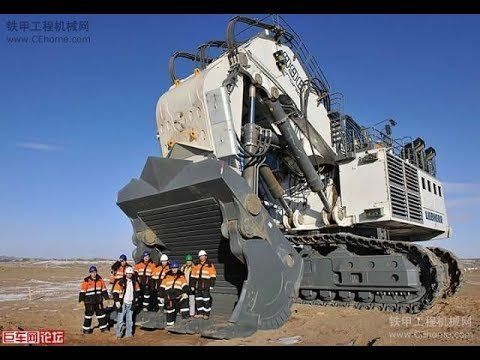The Top 5 Most Powerful Diggers On Earth