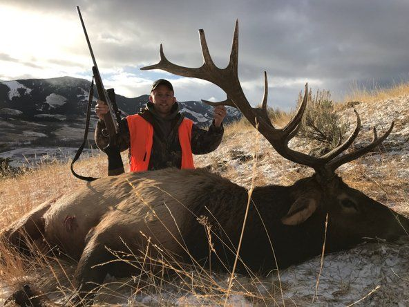 Colorado private land elk hunting is the best you get and