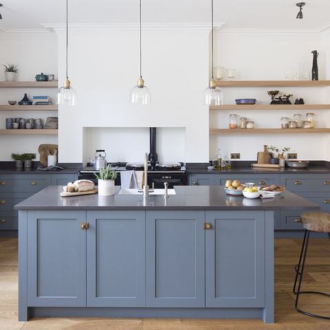Hand Painted Kitchens In Edinburgh Glasgow And Central Scotland