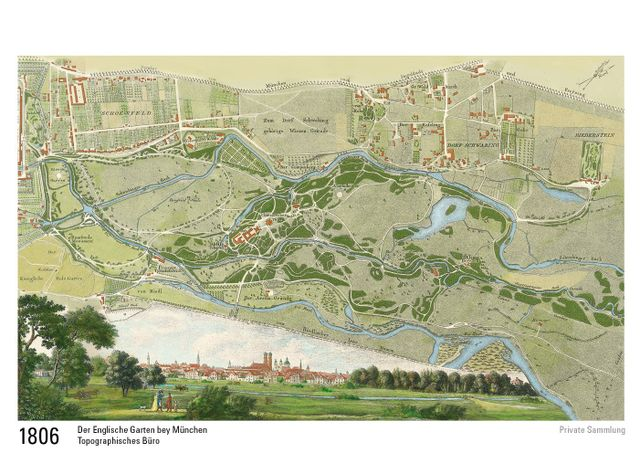 M 1806 Englischer Garten
