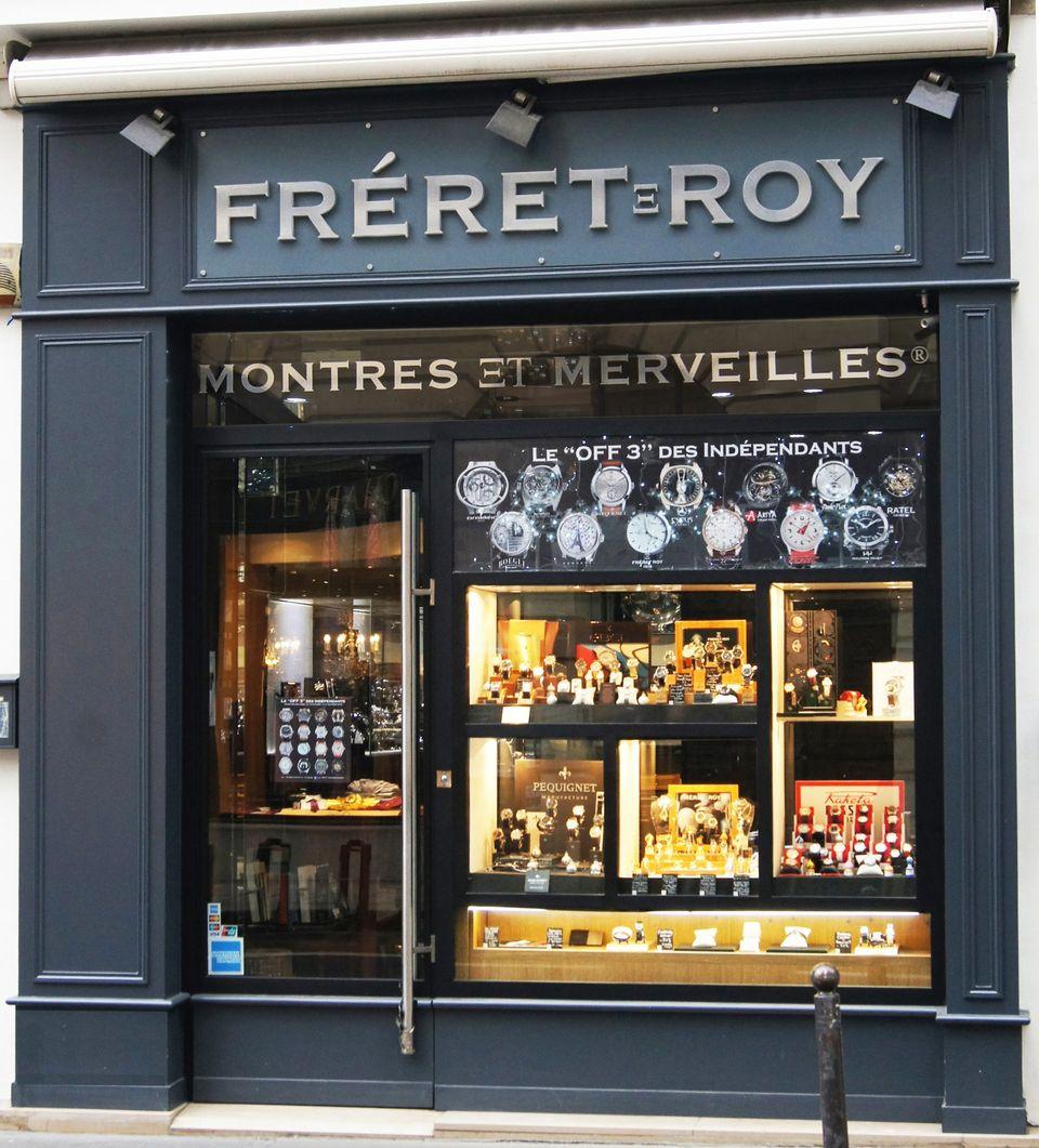Freret-Roy Paris Rue de la Paix Place Vendôme