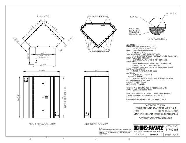 Safe Room Designs