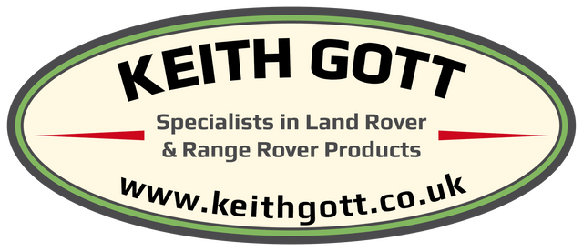 Keith Gott - Worldwide Specialists in Land Rover and Range